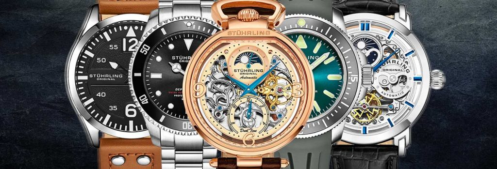 Best Stuhrling Watches