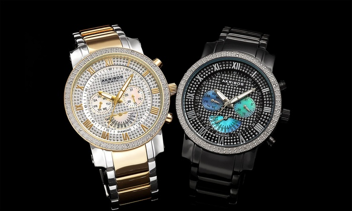 History of Akribos Watches