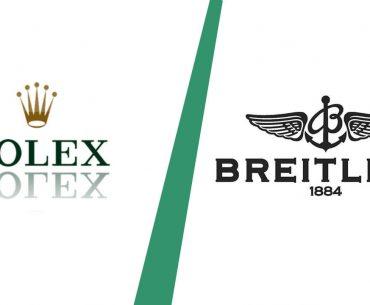 Breitling Vs Rolex