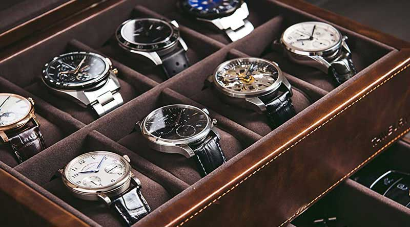 Trending Luxury Brands of Watches