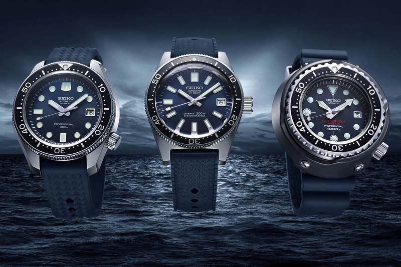 best seiko dive watches