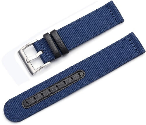 types of watch straps