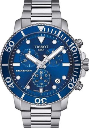 Tissot Mens Seastar 660 1000 Automatic Watch