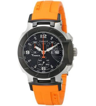Tissot Women's T0482172705700 T-Race Black Watch
