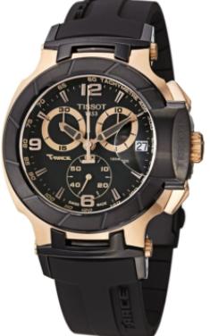 Tissot watch design