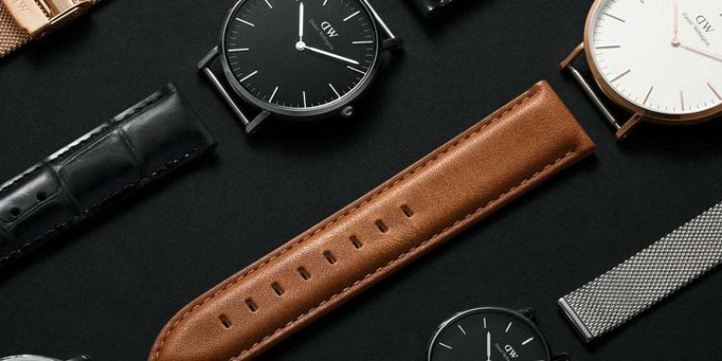 Types of Watch Straps you Need to Know